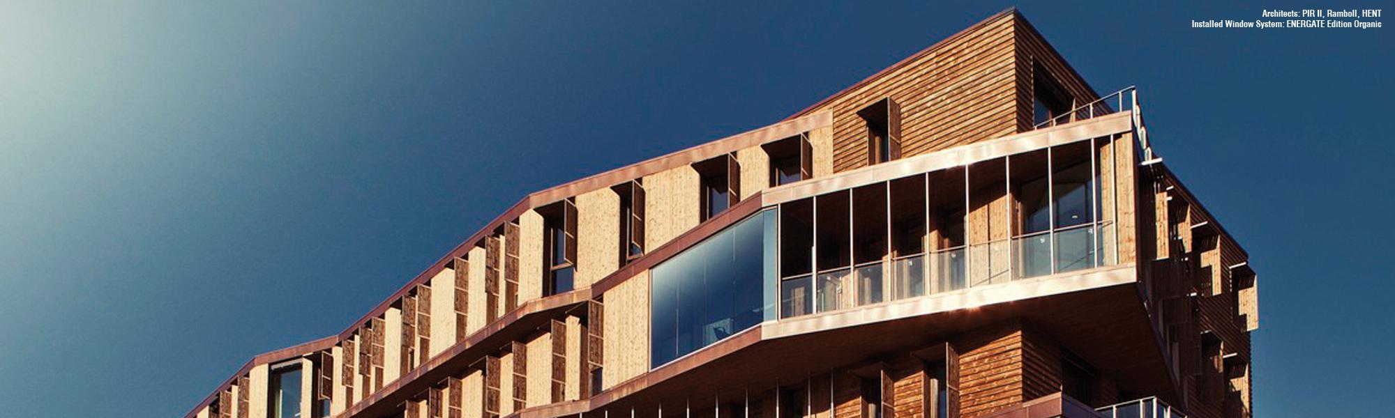 Energy-efficient custom-made windows and doors at highest european level.