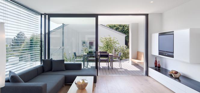 doors with excellent heat insulation values