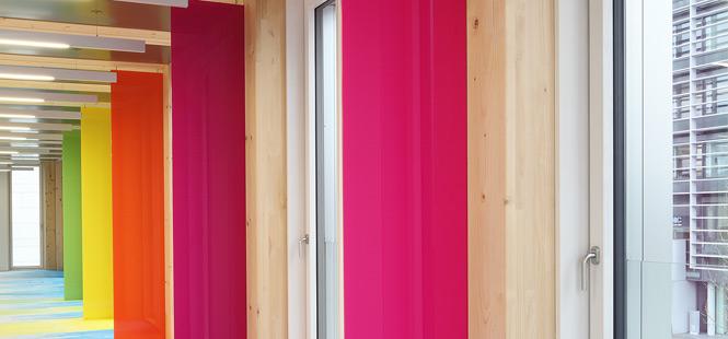 The energy-efficient window system ENERGATE make dreams come true.