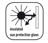 Sun-protection glass for energy-efficient windows from ENERGATE.
