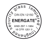 Toughened glass for energy-efficient windows from ENERGATE.